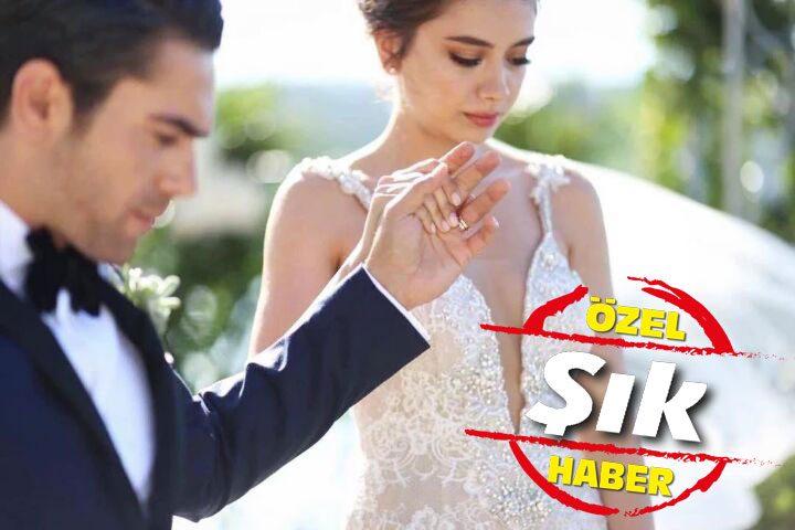 Mutlu son! Neslihan Atagül ve Kadir Doğulu evlendi