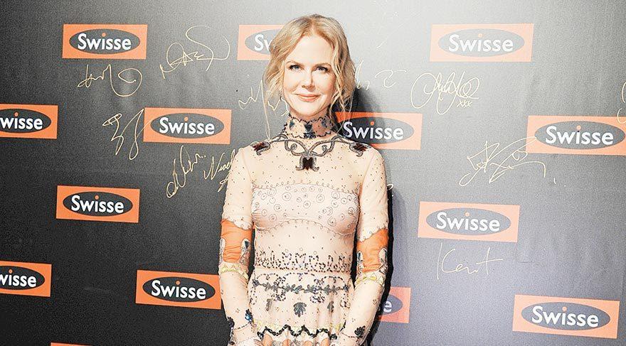 Nicole Kidman'dan genç kalmanın sırrı