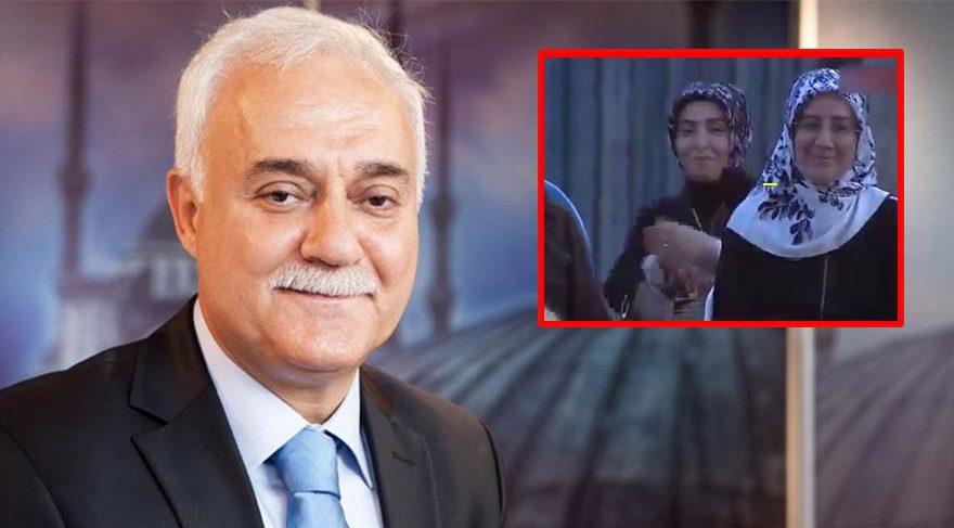 Nihat Hatipoğlu'ndan 30 yıllık eşine jest