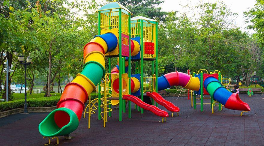 Çocuk parklarındaki kanser tehlikesi