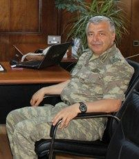Amasya'da Tugay Komutanı Yılmaz gözaltına alındı