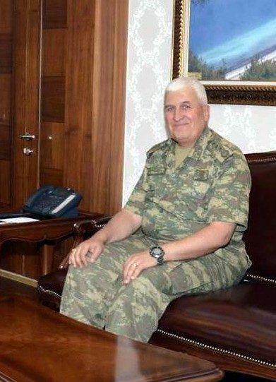 Burdur Garnizon Komutanı ve 58. Piyade Eğitim Alay Komutanı Piyade Albay Metin Karagöz gözaltına alındı