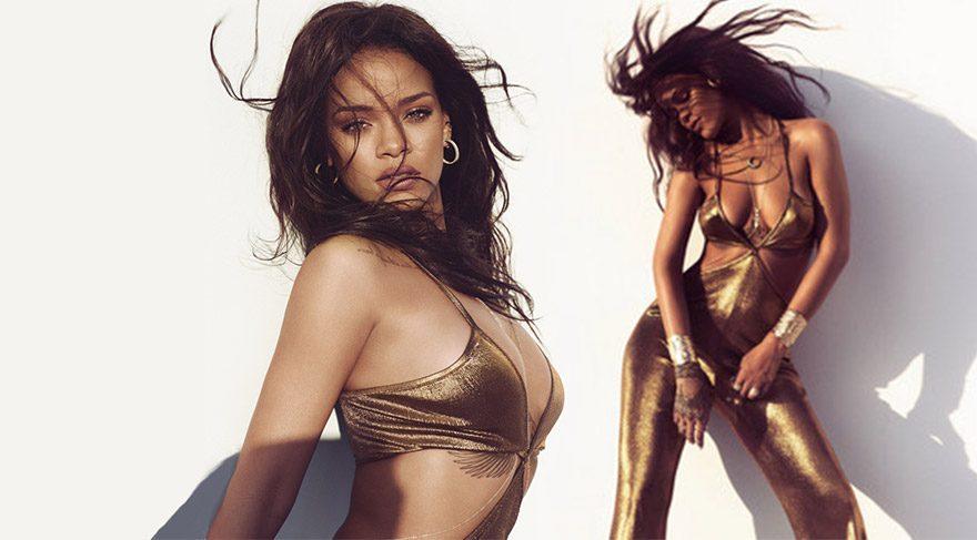 Rihanna Sledgehammer klibiyle büyüledi