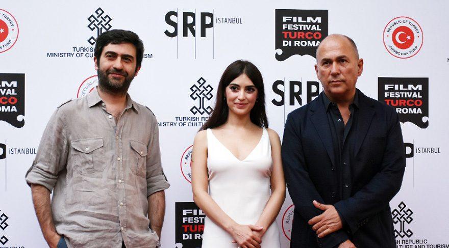 Roma Türk Film Festivali'ne hüzünlü açılış
