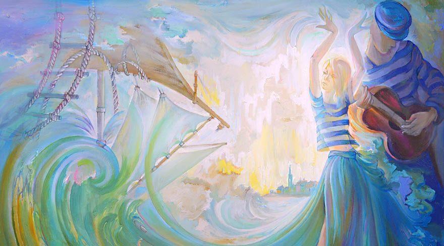Koç: Aşk ve yaratıcılık gerektiren konularda şanslı, sürpriz gelişmelerin olacağı etkiler altında olacaksınız.