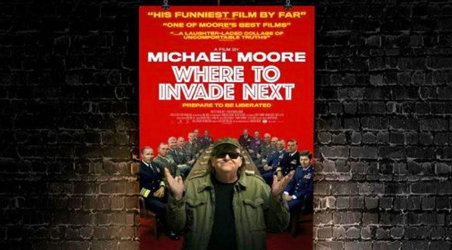 Michael Moore'un filmi Türkiye'de gösterime giriyor