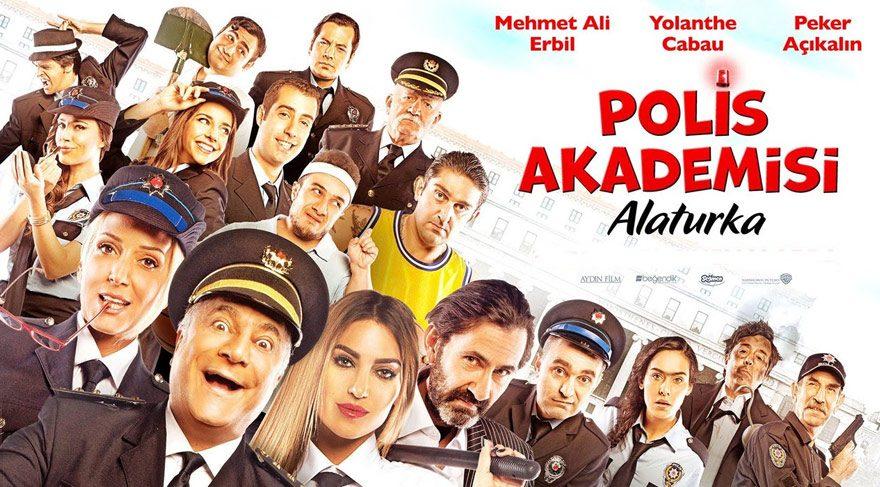 Star TV canlı izle: Yayın akışı (13 Temmuz) Polis Akademisi Alaturka