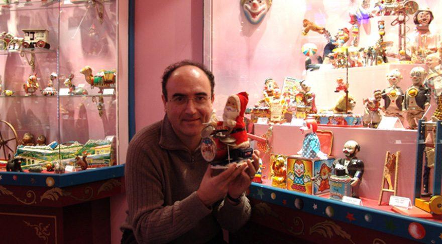 Sunay Akın'ın Ataşehir'deki oyun müzesi müftülük alanı ilan edildi