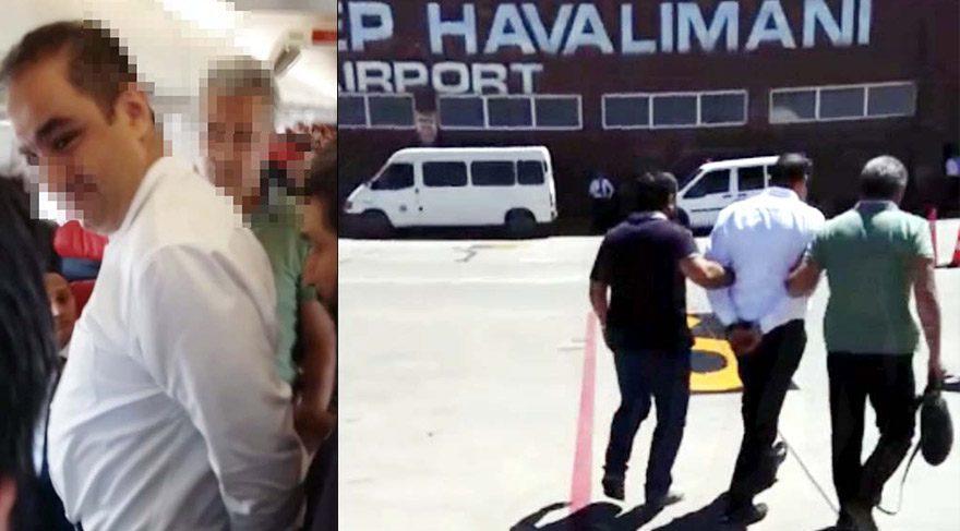 Taner Nakıboğlu 3 gün önce gözaltına alındı.