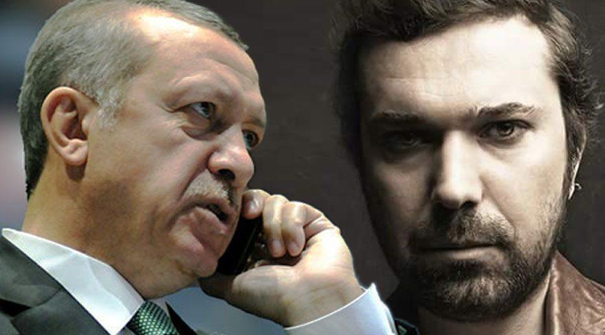 Halil Sezai'den Cumhurbaşkanı Erdoğan'a sert tepki