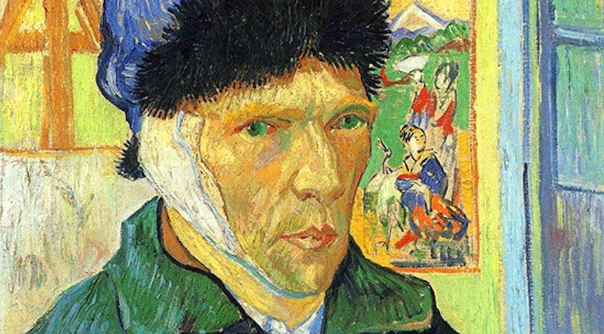 Van Gogh'un kesik kulağının sırrı çözüldü