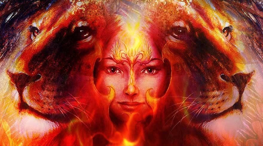 Astrolojide Aslan burcunun sembolize ettiği konular ise ego, kimlik, gösteriş, lüks, canlılık, yönetken olmak, girişkenlik, inatçılık, merkezde olmak, yönetmek, idare etmek, komuta etmek, eğlenceli her türlü aktivite, eğlence yerleri, kibir, gurur, her türlü sahne işleri, tiyatro, saraylar, organizasyonlar, liderlik, önemli olma ihtiyacı, bir şeyi parlatmak, vitrine çıkarmak, gösteriye sunmak, kalp, sırt, saçlar, parlamak, dikkat çekmektir.