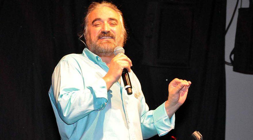Volkan Konak sahne aldığı İzmir'de konuştu