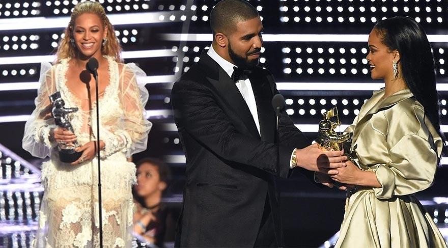 2016 MTV Video Müzik Ödülleri'kazananları belli oldu