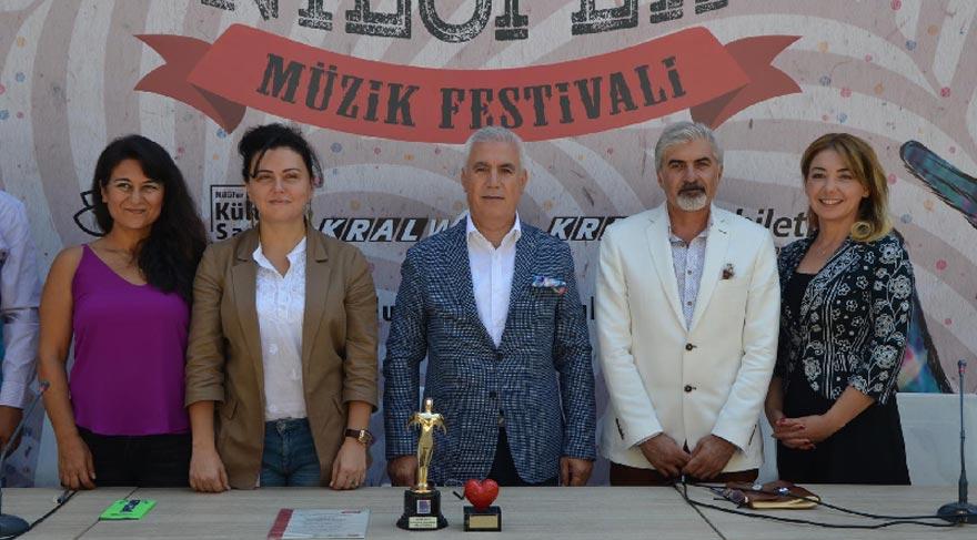 Müzik Bursa'da barış için yankılanacak