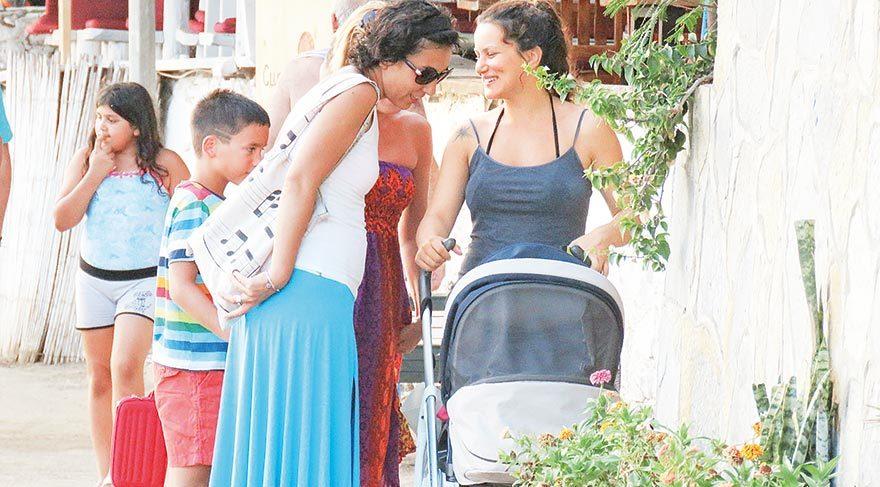 Ayşe Mira Bodrum'un yıldızı oldu