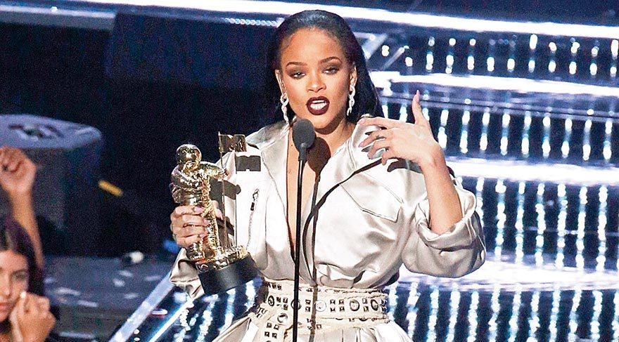 2016 MTV Müzik Ödülleri sahiplerini buldu