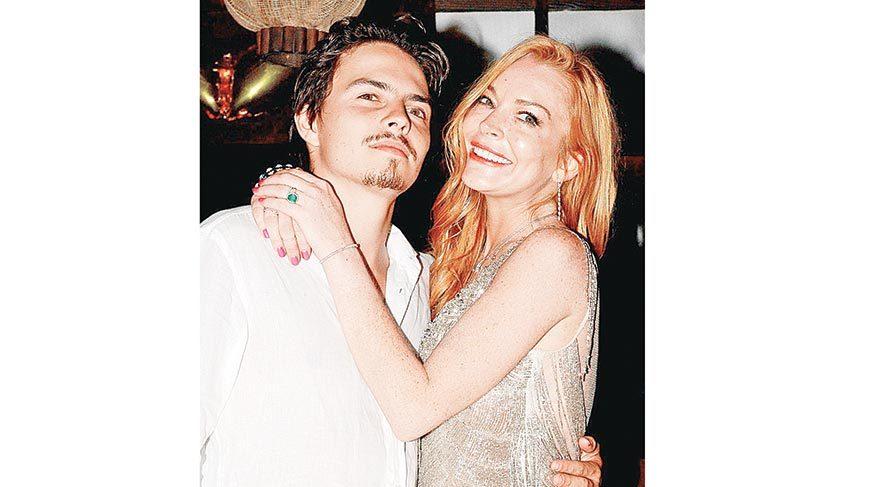 Lindsay Lohan şiddete maruz kaldı