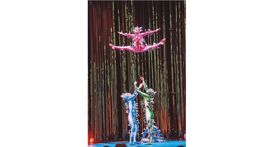 Dünyanın en ünlü sirki