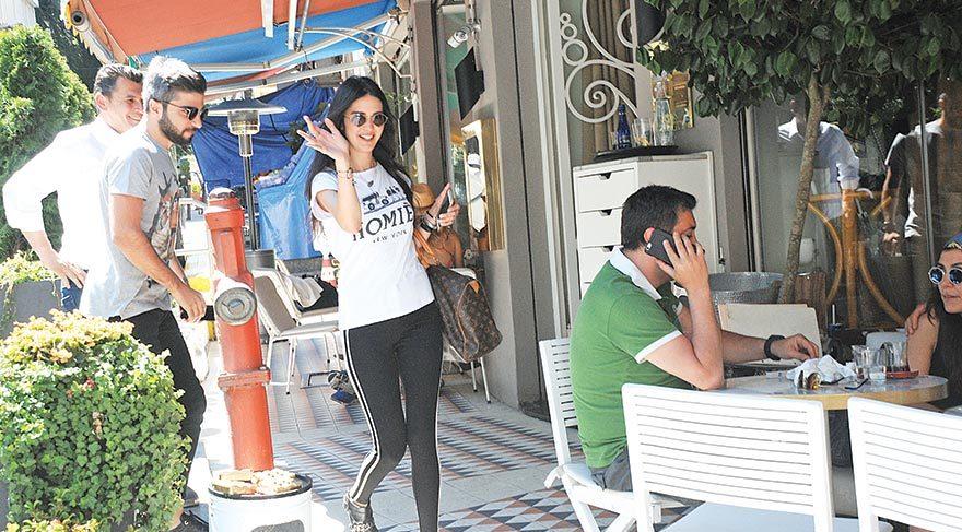 Beş aylık ilişkileri süresince pek çok kez sorun yaşadıkları iddia edilen Serkan Uçar ve Ceylan Çapa en son Türkbükü'ndeki bir barda tartışmış ve iki günlük küslüğün ardından barışmıştı.