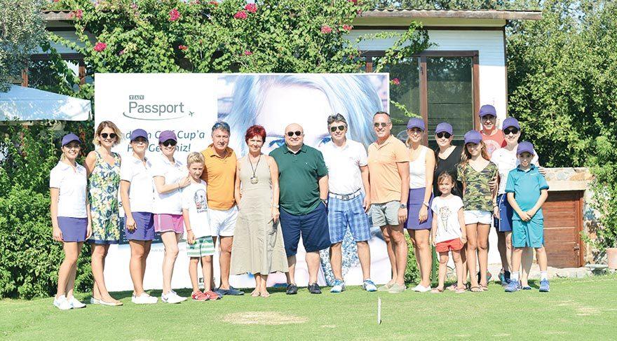 Golf dünyası Bodrum'da buluştu