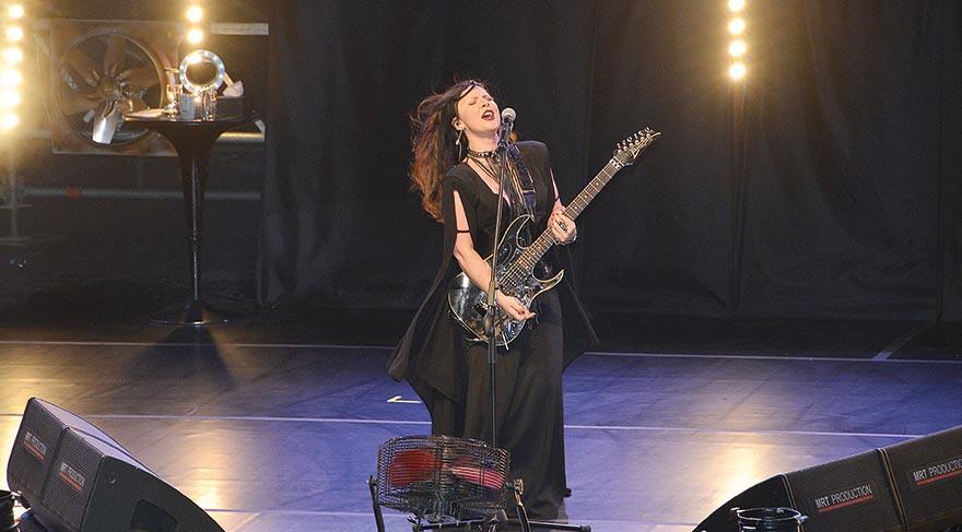 Rock müziğin kraliçesi