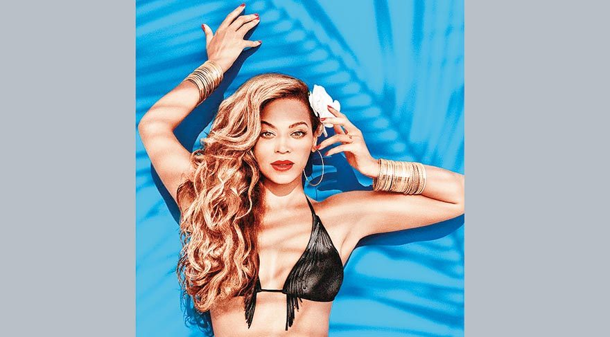Beyonce'nin tatlı hayatı