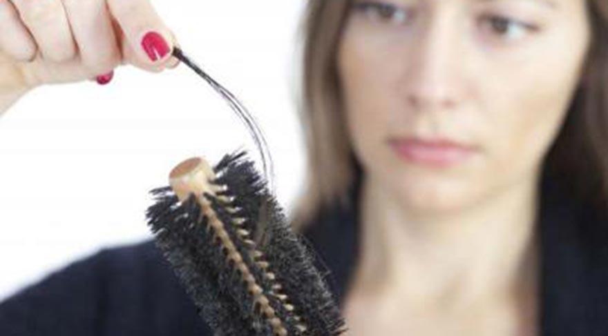 Saç dökülmesine 'kök'lü çözüm
