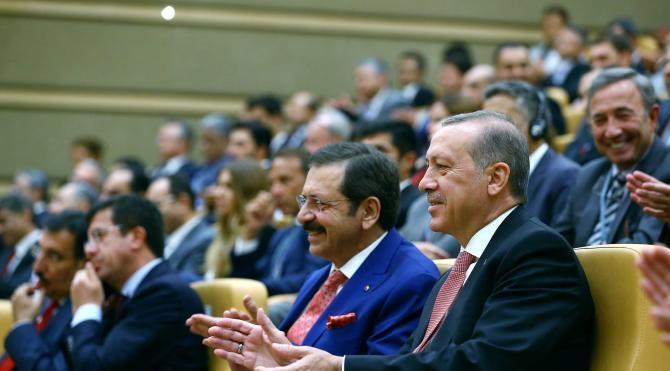 Erdoğan: İçeride aktörleri olan ama senaryosu dışarıda yazılan bir darbe hareketidir
