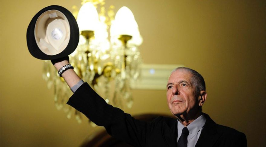 Dünya Leonard Cohen'in eski aşkı Marianne Ihlen'e yazdığı mektubu konuşuyor
