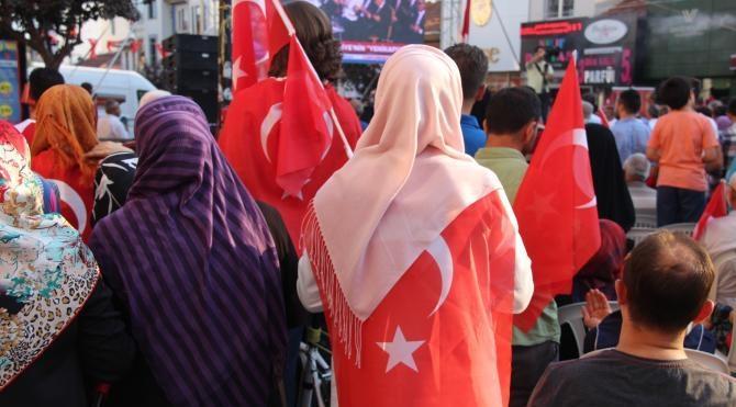 Trakya'da demokrasi şöleni