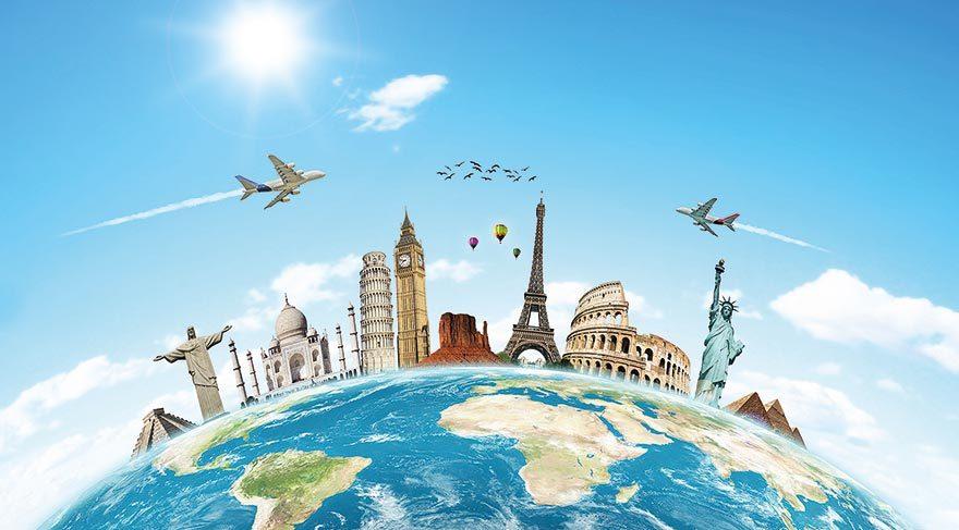 Tatil tercihini yurtdışından yana kullananlara…