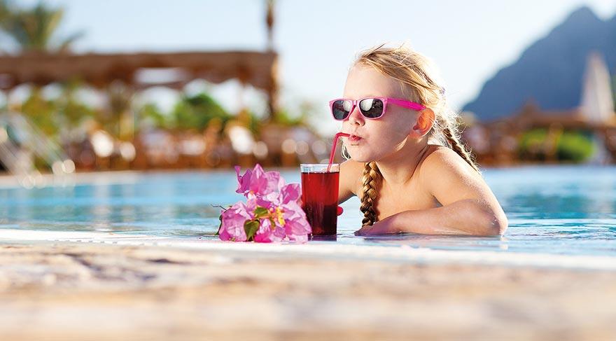 Çocuklarla tatil ayrı özen ister…