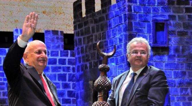 TBMM Başkanı Kahraman, Rize'de (2)