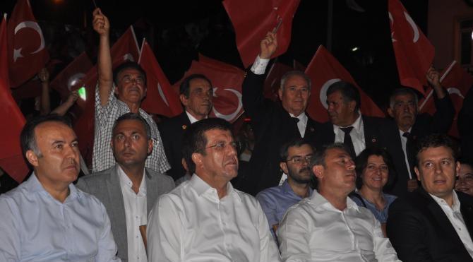 Bakan Nihat Zeybekçi: Lağım fareleri gibi ölecekler
