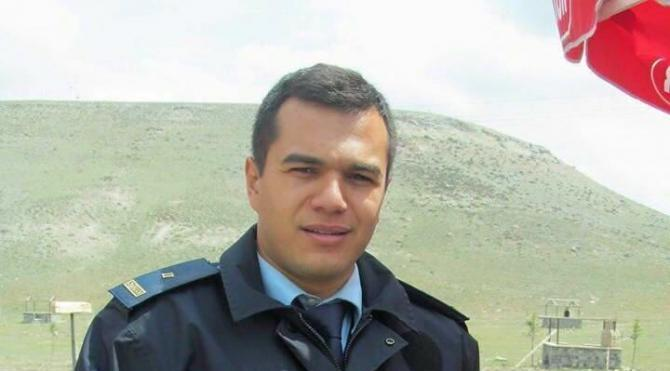 Şehit polis son yolculuguna uğurlandı