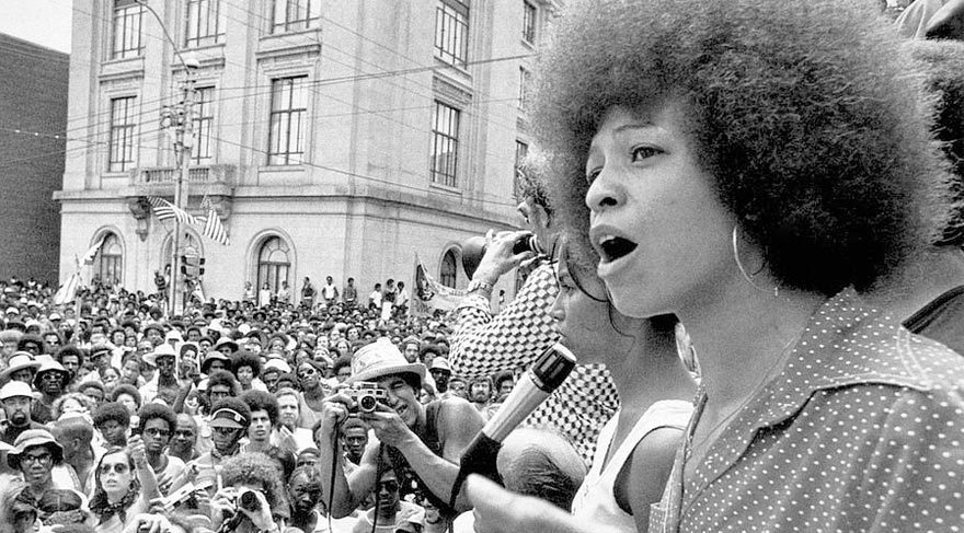 Angela Davis'in hayatı film oluyor