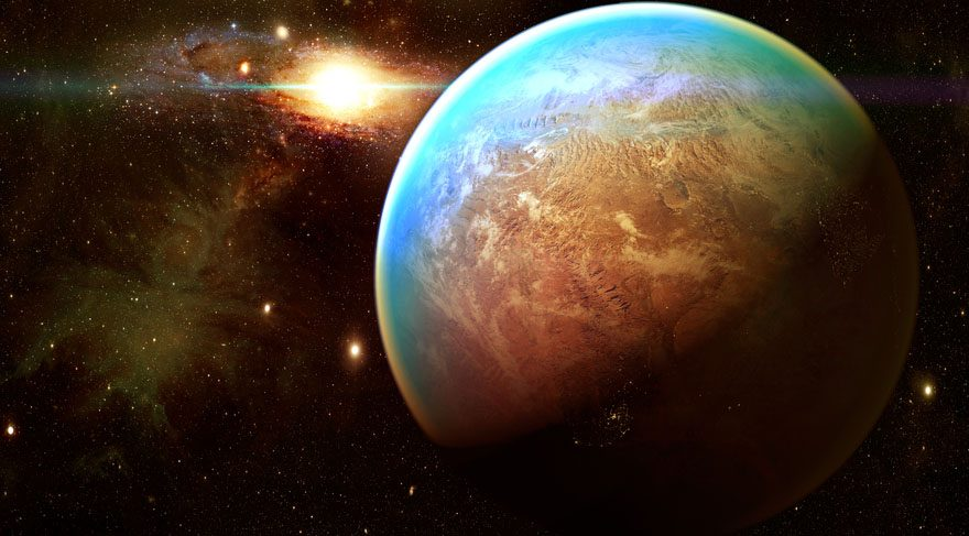 Ağustosun son haftasına dikkat! Mars ve Satürn Antares'in tam üzerinde olacak!