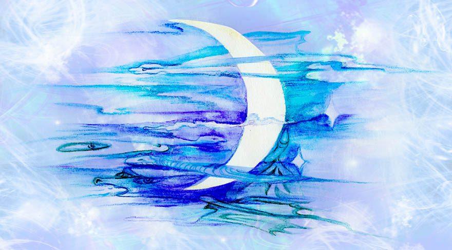 Ay'ın boşlukta olması demek, Ay'ın bir burçtan başka bir burca geçerken hiç bir gezegenle kontak kurmaması anlamına gelir.