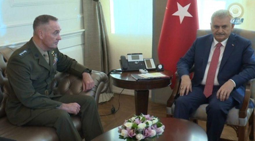 Başbakanlık'tan kritik ziyarete ilişkin flaş açıklama