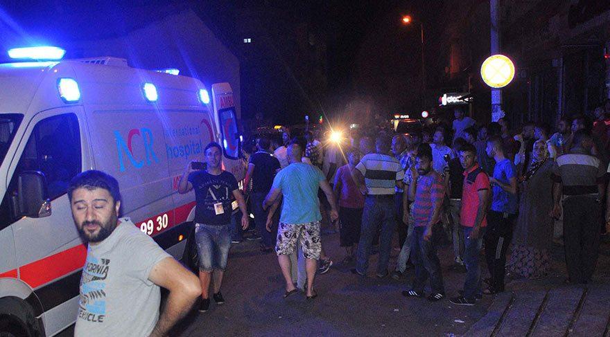 Son dakika haberi… Gaziantep'de patlama