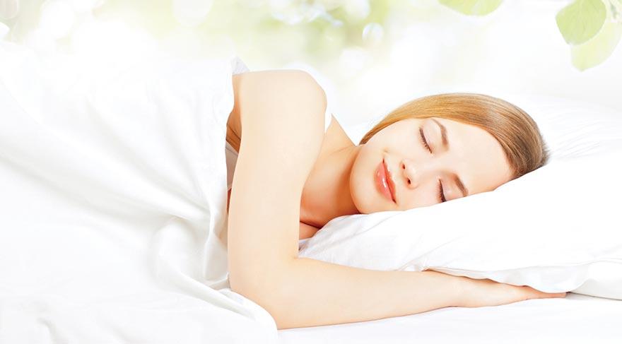 Yaz sıcağında deliksiz bir uyku için…