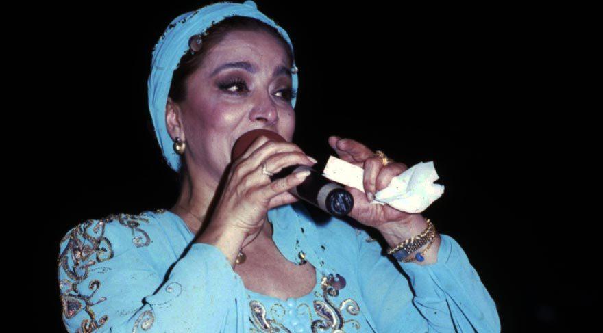 Ünlü Türk Halk Müziği sanatçısı Belkıs Akkale'nin acı günü