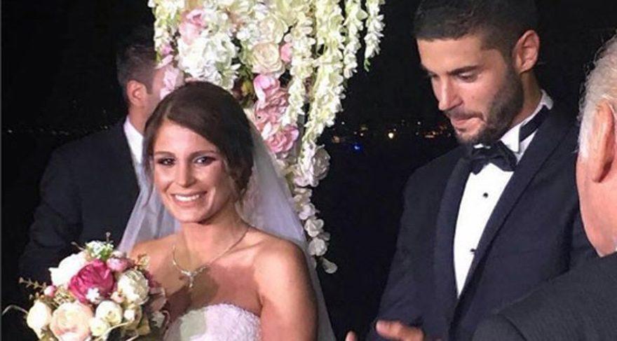 Berk Oktay da evliler kervanına katıldı