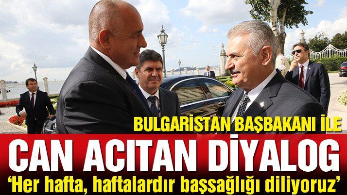 Yıldırım ve Borisov arasında can acıtan diyalog