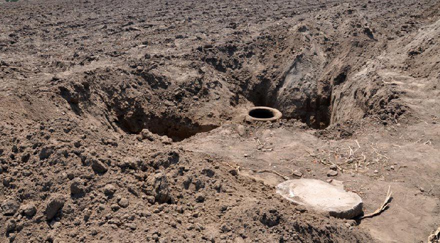 Bursalı çiftçi tarlada 1500 yıllık küp buldu