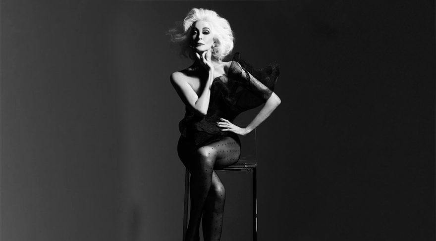 Dünyanın en yaşlı modeli: Carmen Dell'Orefice