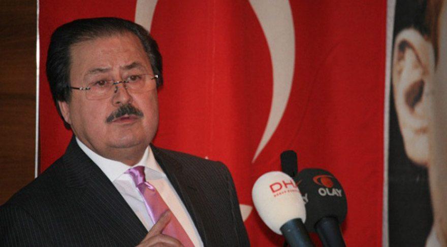 Foto: DHA - Türkiye'nin kaderini etkileyen olaylardaki kilit isim Cavit Çağlar