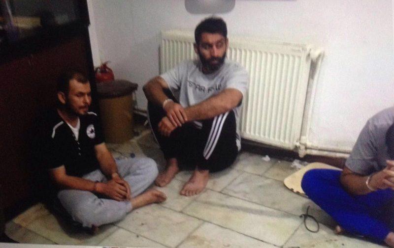 FOTO:DHA - Suikastçı askerlerden bazıları...