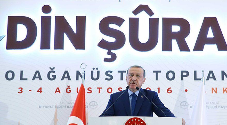 Erdoğan: Şahsen ben de yardımcı oldum